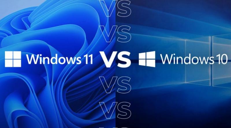 Windows 11 Vs. Windows 10 - Principais diferenças entre os dois sistemas operacionais